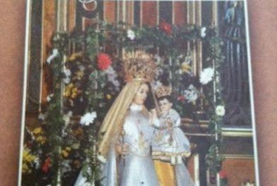 Valencia de Alcántara cierra los actos del septenario de la patrona con el traslado de la imagen al Santuario