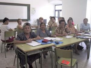 El centro de adultos de Valencia de Alcántara mantiene abierto el plazo de matrículas hasta el día 27