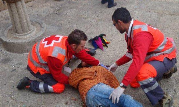 """Cruz Roja pone en marcha la campaña para prevenir accidentes domésticos """"En tu hogar quiérete mucho"""""""