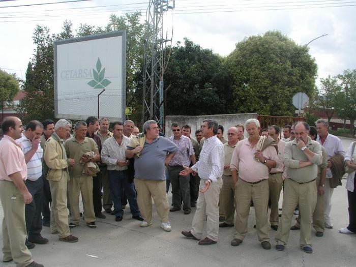 USO pide a Cetarsa que adquiera parte de las 6.000 toneladas no compradas por la empresa italiana Mella