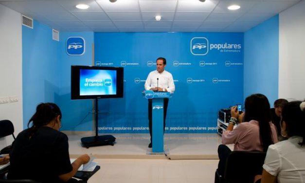 """El PP dice que fue Zapatero quien quitó el Impuesto de Patrimonio y favoreció las rentas """"más pudientes"""""""