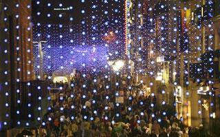 La Federación de Municipios pide a los ayuntamientos que reduzcan el horario del alumbrado navideño