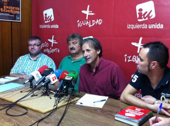 Pedro Escobar y Víctor Casco defienden con sus homólogos de Talavera de la Reina el futuro del Eje 16