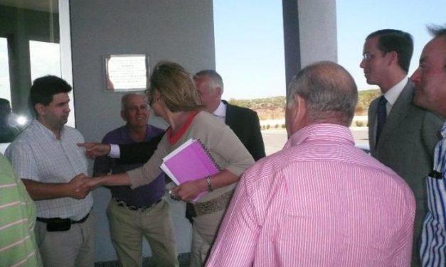 Teniente apuesta por cooperativas como Acenorca para desarrollar el tejido empresarial de Extremadura