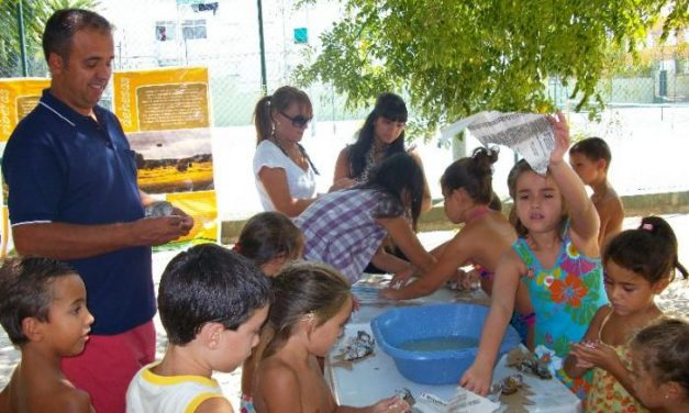 Adicomt concluye con éxito de participación la campaña de verano para niños sobre aves y peces
