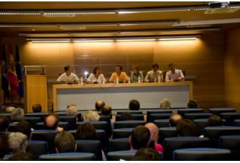 La alcaldesa de Cáceres, Elena Nevado, presidirá el Consorcio SEPEI durante un año a partir del 1 de enero