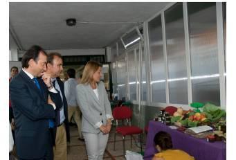 Laureano León apuesta por potenciar la agricultura ecológica como yacimiento de empleo