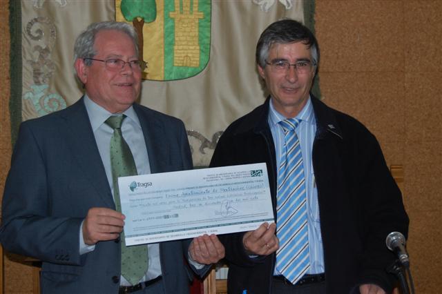El Ayuntamiento de Montánchez es galardonado con un premio medioambiental de Tragsa