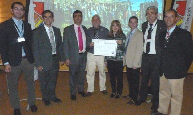 Admitido este fin de semana el Geoparque de Villuercas-Ibores-Jara en la Red Europea de Geoparques