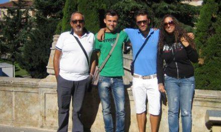 Esta semana concluye el plan formativo de prácticas que realizan alumnos italianos en empresas cacereñas