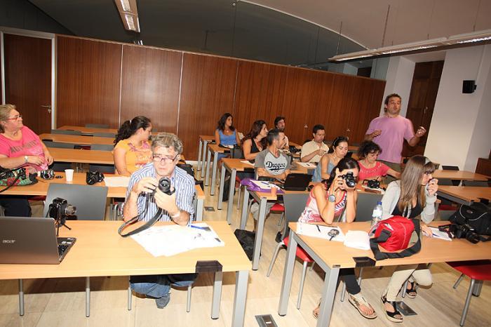 Adicomt clausura tres cursos de iniciación a la fotografía de naturaleza desarrollados en Trujillo y en Miajadas