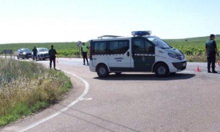 La Guardia Civil logra un descenso en los robos cometidos en explotaciones agrícolas y ganaderas