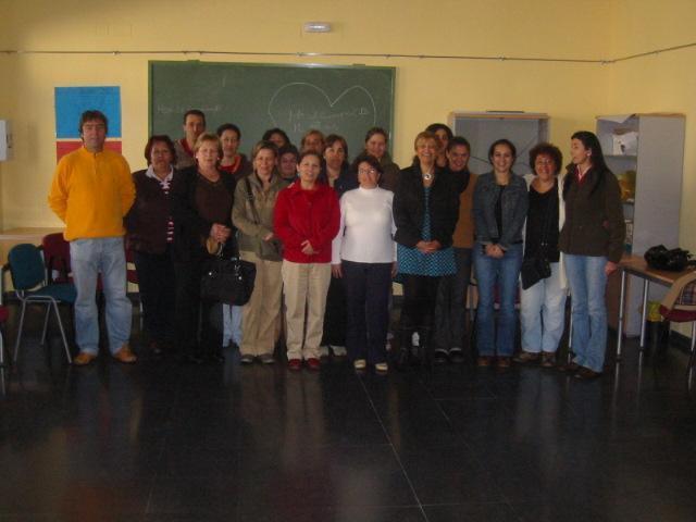 El Taller de Empleo de Aliseda formará a 15 personas en albañilería y en trabajador forestal