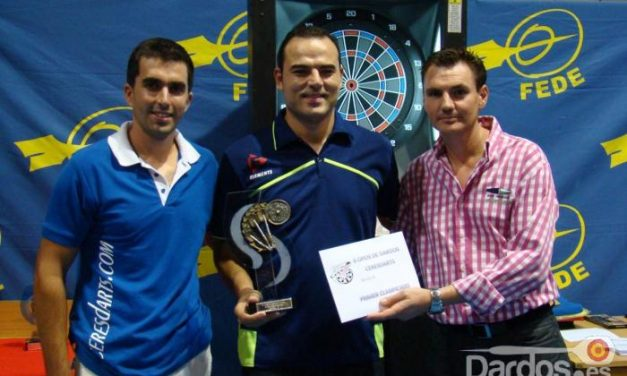 Coria consigue reunir a los mejores jugadores nacionales de dardos electrónicios en el II Open Ceresdarts
