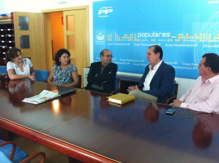 """La Asamblea de Extremadura reactiva el grupo de apoyo al pueblo saharaui """"Paz y Libertad"""""""