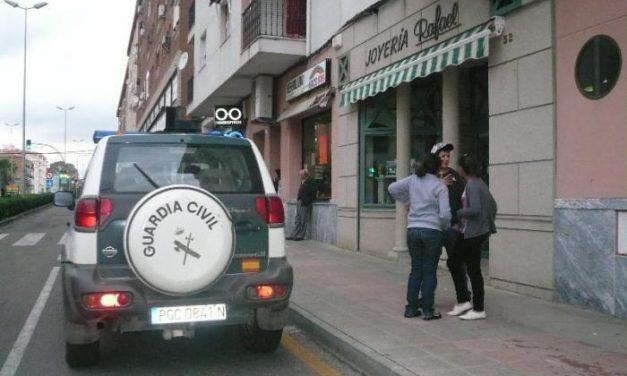 La Guardia Civil investiga la nueva oleada de robos registrada en varios establecimientos de Coria