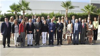 Extremadura acogerá una Conferencia Sectorial de Cultura en 2012 según se ha acordado en Lorca