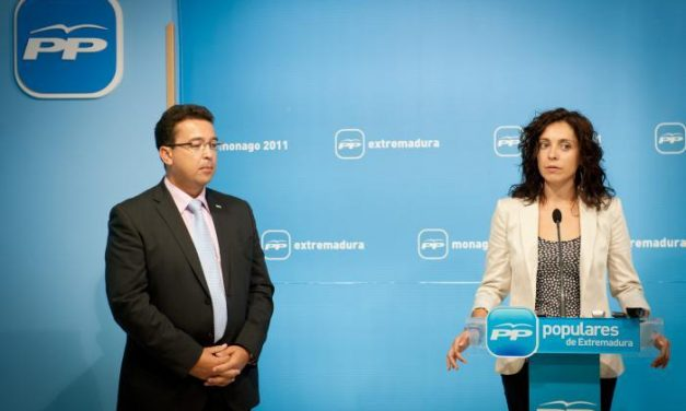Las listas del PP en Extremadura al Congreso y al Senado se elaborarán durante esta semana