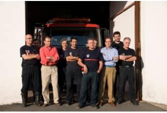 """Laurenano León apuesta por valorar """"méritos y capacidad"""" para designar a los responsables de bomberos"""