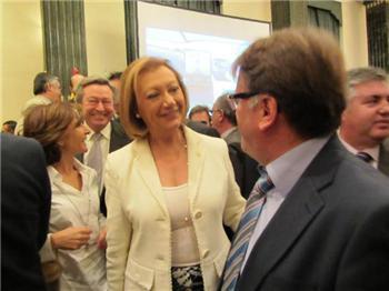 El consejero de Fomento destaca la importancia del Eje 16 para el futuro de Extremadura