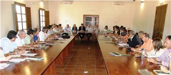 El Patronato del Parque Nacional de Monfragüe estudia el borrador del Plan Rector de Uso y Gestión