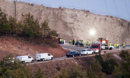 Tres trabajadores cacereños fallecen en un accidente laboral en la presa de Castrovido, en Burgos