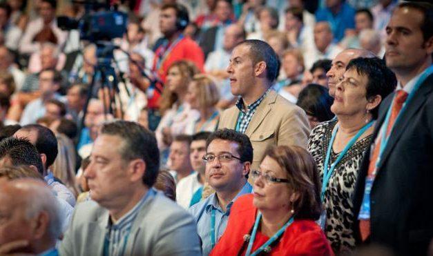 """Manzano valora el encuentro nacional del PP como la """"convención de la unidad y de las reformas"""""""