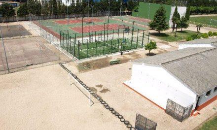 Las instalaciones deportivas de Moraleja sufren un robo de cableado eléctrico que deja sin luz a las pistas