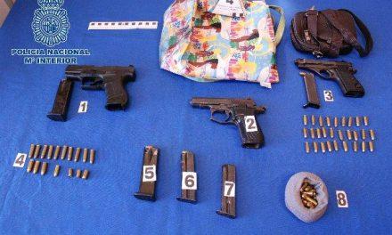 La Policía Nacional detiene a 15 personas relacionadas con el tiroteo producido en agosto en Mérida