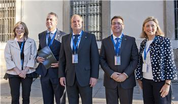 """Monago asegura que Hidranatura supondría """"un gran impulso para el desarrollo de la región"""""""