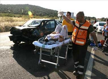 Una mujer de 44 años fallecida y 12 heridos en accidente de tráfico es el balance del puente festivo