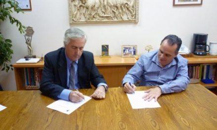 Aprosuba 3 y la Fundación Primera Fila firman un convenio para desarrollar programas de inclusión social