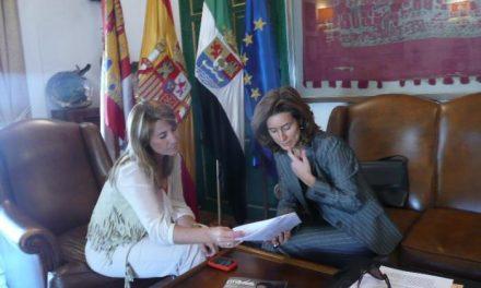 El ayuntamiento de Cáceres y Tráfico colaborarán para la puesta en marcha de un Parque de Educación Vial