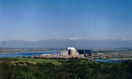 El registro  de altas temperaturas en una bomba de la Central de Almaraz obliga a parar la planta