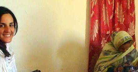 Secuestran en Argelia a una cooperante de la Asociación de Amigos del Pueblo Saharaui de Extremadura