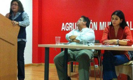 Marisol Pérez considera que la opción política que se elija el 20N determinará el futuro de los jóvenes y niños