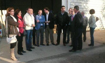 """El PP de Extremadura lanza el reto de """"recuperar la confianza de los ciudadanos"""" en un acto en Moraleja"""