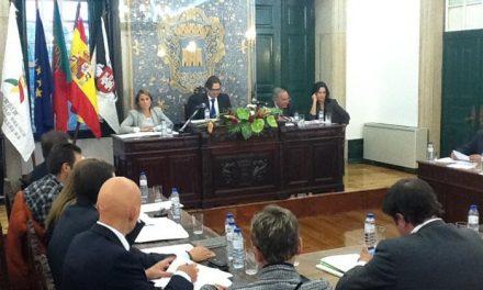 La alcaldesa de Cáceres, Elena Nevado, destaca la importancia de la cooperación transfronteriza