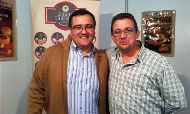 Torta de la Serena ofrece 3.000 degustaciones en la Feria Gastronómica de Valencia de Alcántara