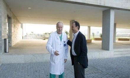 La Diputación de Cáceres apoyará el proyecto de la Ciudad de la Salud y la Innovación