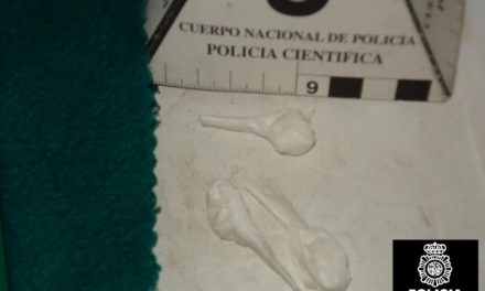 La Policía Nacional detiene en Plasencia a tres individuos de entre 22 y 47 años por tráfico de drogas