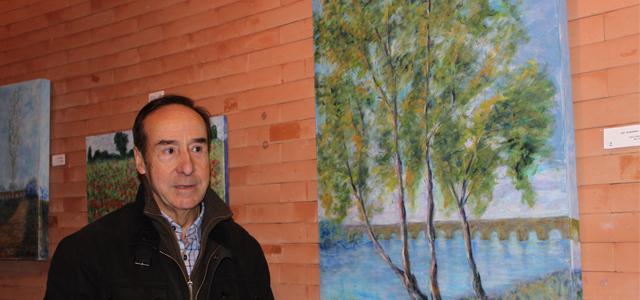 El exprofesor y pintor emeritense Juan Antonio Luceño muere apuñalado por un joven marroquí