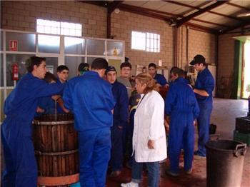 Moraleja, Villafranca y Caminomorisco  acogen cursos de incorporación a la empresa agraria