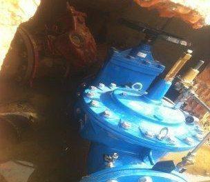 El aumento de presión del agua en Moraleja provova la rotura de una tubería en las primeras 24 horas