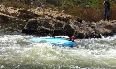 Encuentran el cuerpo sin vida del ciudadano portugués desaparecido en el río Erjas a un kilómetro del puente