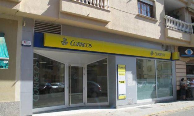 Correos estrena oficinas en Montijo en un nuevo local de 160 metros cuadrados en la calle San Antonio