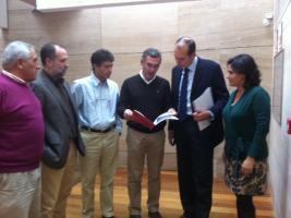 Políticos extremeños y del Alentejo luso pedirán oficialmente en Lisboa el mantenimiento del Lusitania