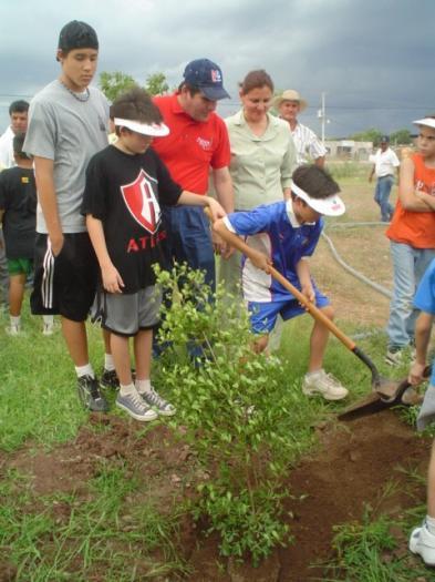 La asociación ecologista Vettonia reforestará este domingo con especies autóctonas El Fortín de Gata