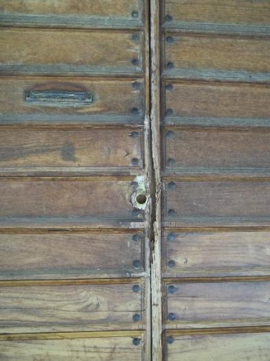 La ermita de la Virgen de la Vega sufre un nuevo robo que ocasiona graves destrozos en el santuario