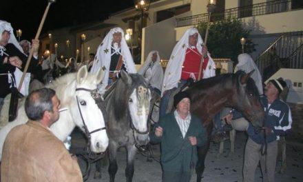 Los paladines de la Encamisá de Torrejoncillo nombrarán este sábado al pregonero y oferente de las fiestas